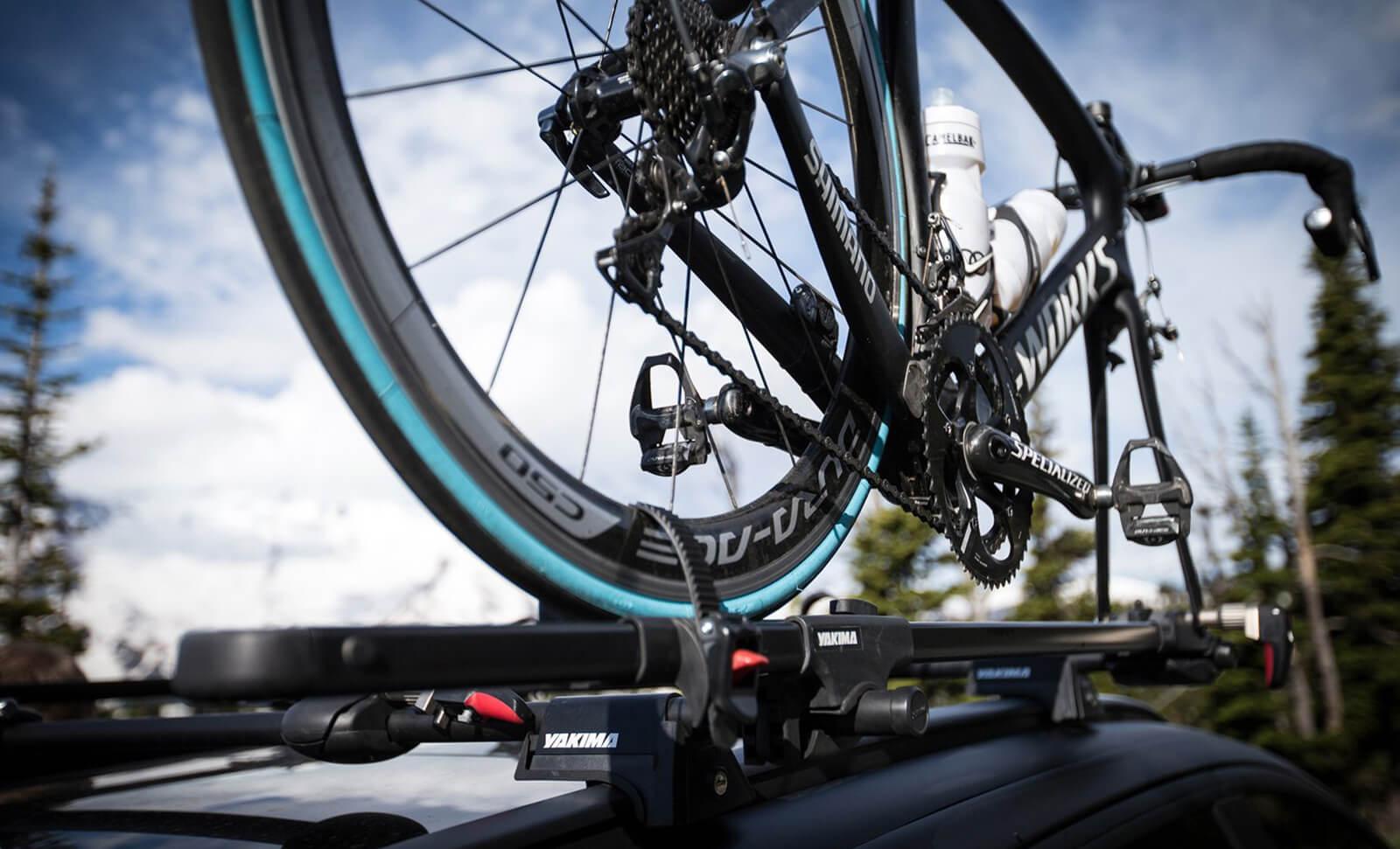 Biciklitartó bérlés