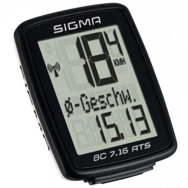 sigma bike computer 7.16 ATS