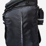 Racktime csomagtartó táska Odin 8+11+literes lehajtva
