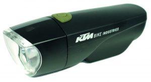KTM kerékpár első lámpa