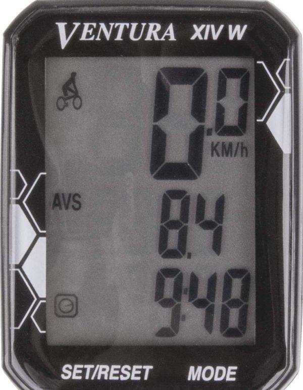 Ventura Kerékpár computer vezeték nélküli