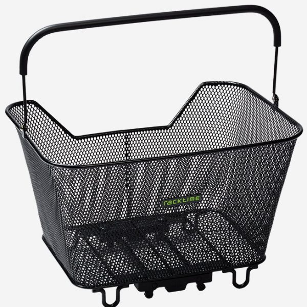 Racktime kosár kerékpár hátsó csomagtartójára